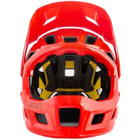 MET Parachute MCR MIPS Helm, red glossy